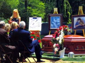 Graveside Burial