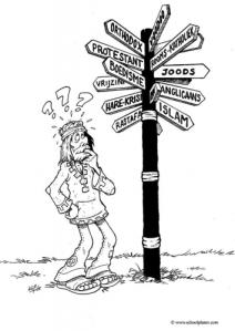 religious paths