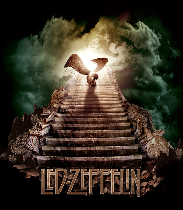 Led Zeppelin – Jesus is the Stairway to Heaven | Andy Wrasman