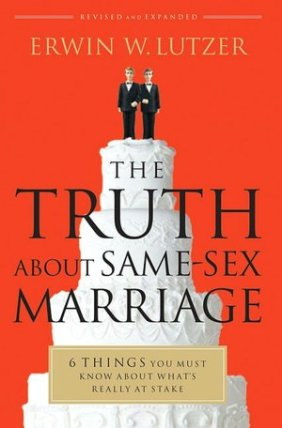 Truth About Same Sex Marriage