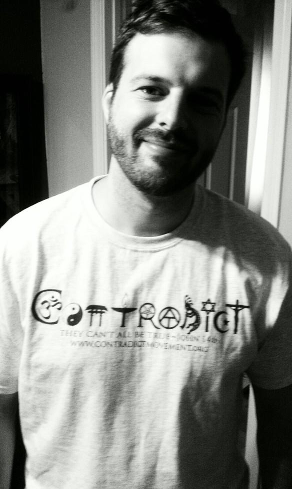 Contradict T-shirt
