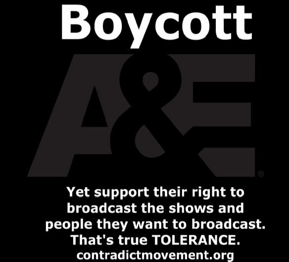 Boycott A&E
