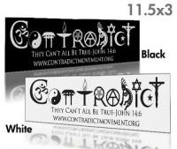 Contradict Stickers