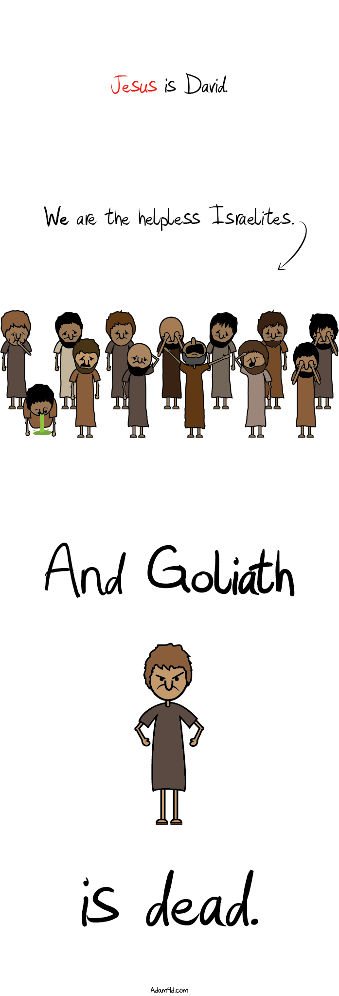 goliath-is-dead