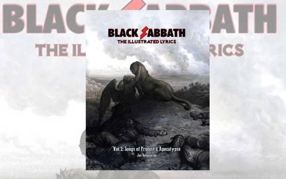 Black Sabbath Lyrics Vol. 2 2