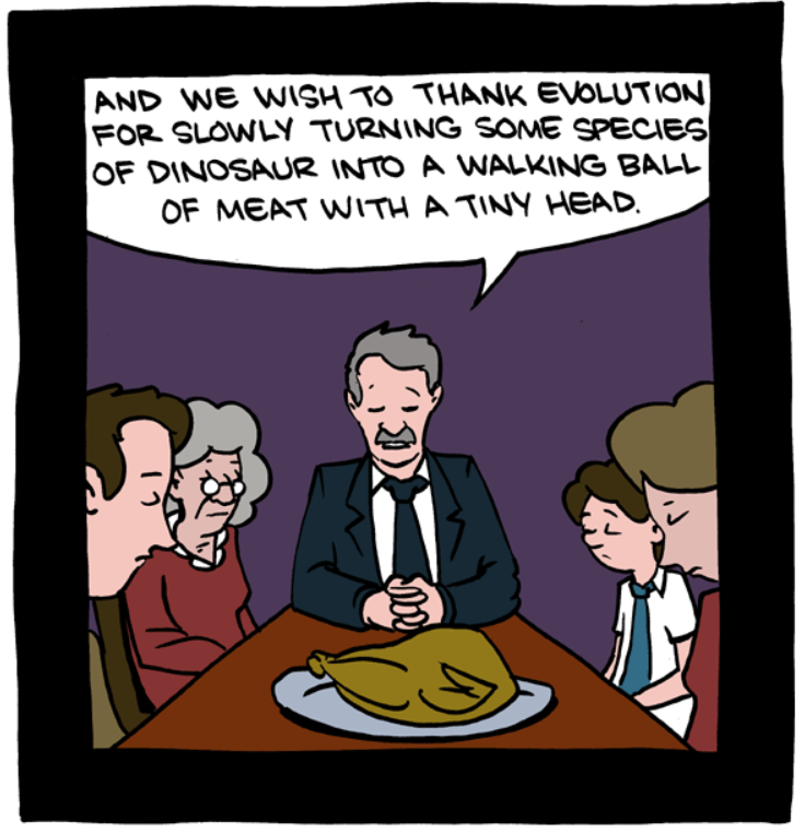Thanksgiving Cartoon