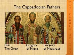 Cappadocian Fathers