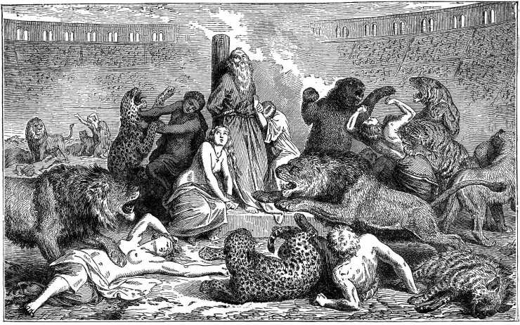 Christians Thrown to the Lions.jpg
