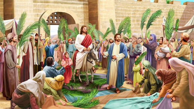 Jesus' Triumphant Entry – Palm Sunday Exegetical Study Part 2 – Andy Wrasman
