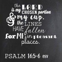 Jesus is my portion