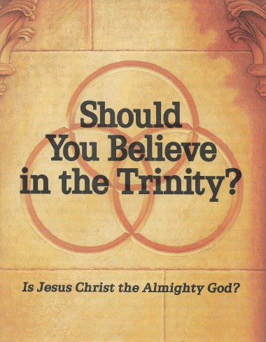 Jehovah's Witnesses - Trinity