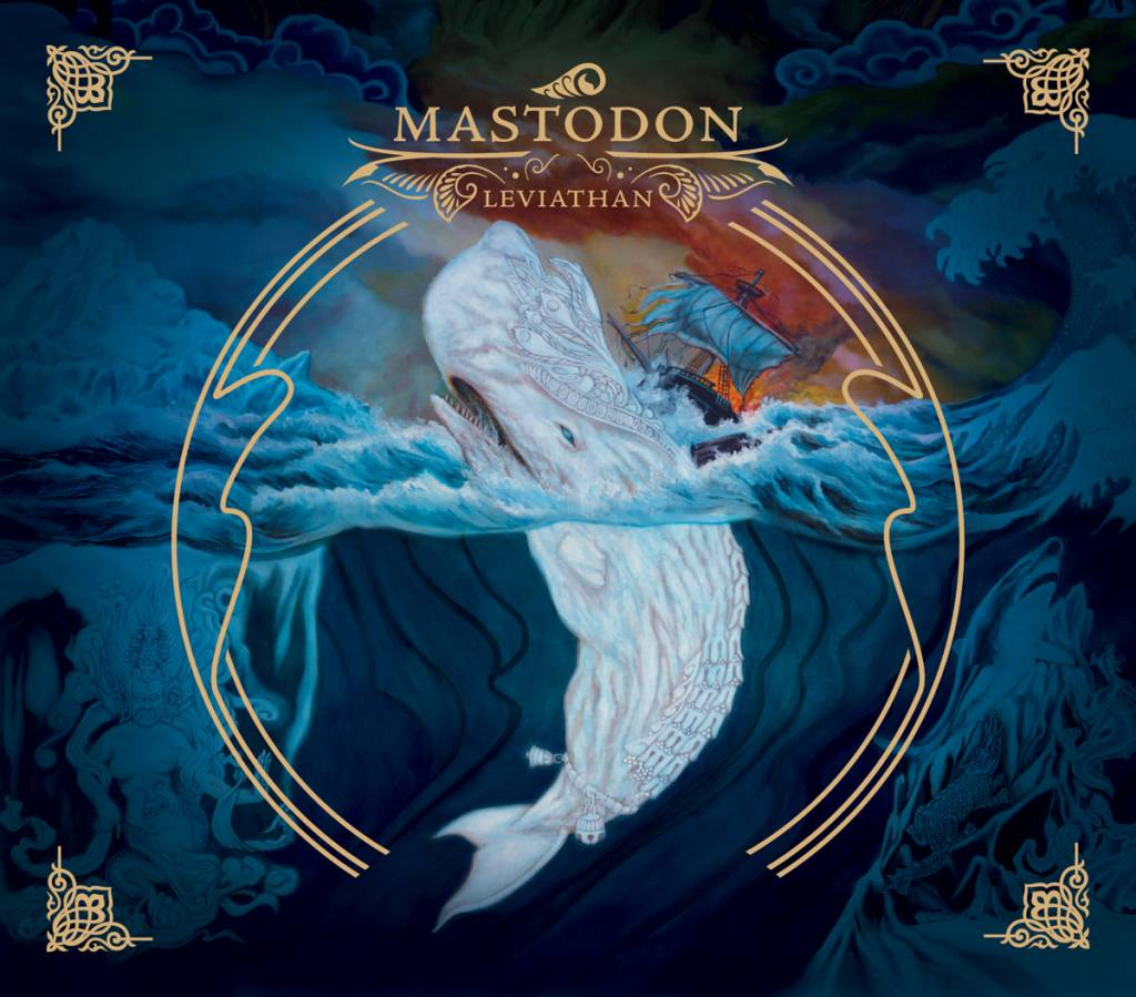Mastodon Leviathan Album 2